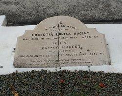Lucretia Louisa Nugent