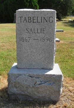 Sallie Tabeling