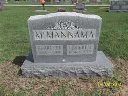 Clarence Orestes McMannama