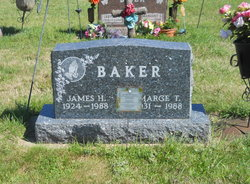 Marjorie T. <I>Genelin</I> Baker