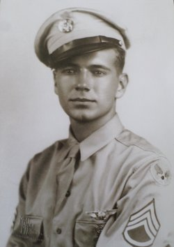 SSGT Charles B. Speier