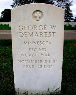 George W Demarest