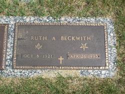 Ruth Annah <I>Rudesill</I> Beckwith