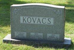 Elizabeth <I>Varga</I> Kovacs