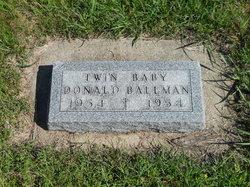 Donald Ballman