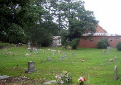 First Baptist Church of Elon College Cemetery