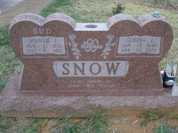 "Norman E ""Bud"" Snow"