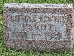 """Russell Newton """"Rut"""" Schmitt"""