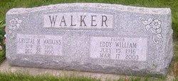 Crystal M. <I>Watkins</I> Walker