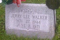 Jerry Lee Walker