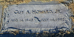 Guy A Howard, Jr