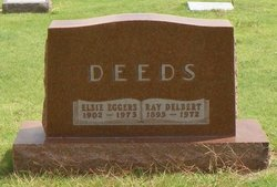 Elsie Irene <I>Eggers</I> Deeds