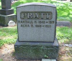 Alma J. <I>Ruggles</I> Pratt