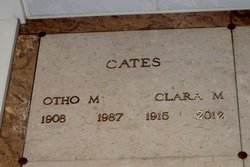 Otho M. Cates