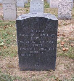Mary Ann <I>Hughes</I> Angell