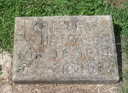 Arthur Honey Metcalf