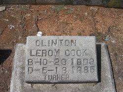 Clinton LeRoy Cook