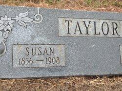 Susan Annabel <I>Kirkpatrick</I> Taylor