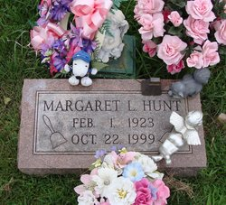 Margaret Leita <I>Myers</I> Hunt