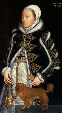 Lady Katherine <I>Carey</I> Knollys