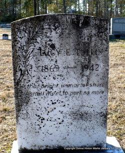 Lucy Elizabeth <I>Cotter</I> Tullis