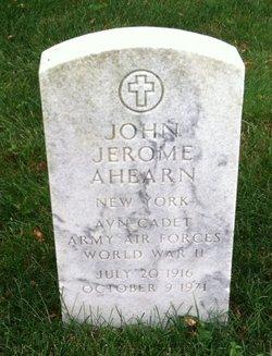 John Jerome Ahearn