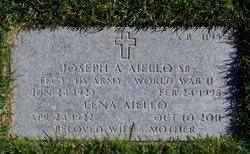 Joseph A Aiello, Sr