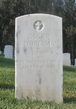 Oscar Cooperman
