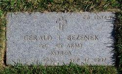 Gerald T Bezenek