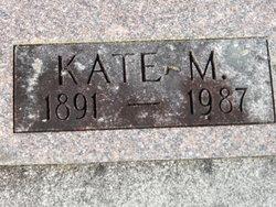 Kate May <I>Rine</I> Adams