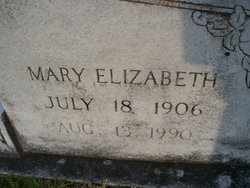 Mary Elizabeth Stockton