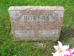 Mabel <I>Strand</I> Bowers