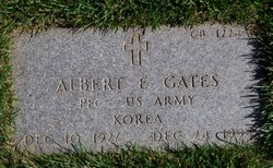 Albert Edward Gates