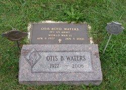 Otis Boyd Waters