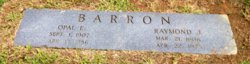 Raymond J. Barron