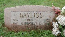 Wayne Philip Bayliss