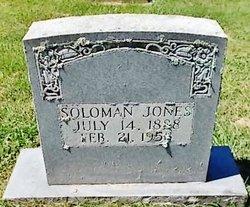Solomon Jones