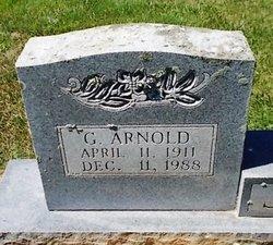 G. Arnold Jones