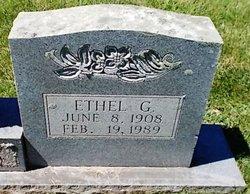 Ethel G. Jones