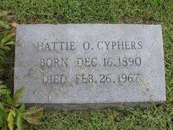Hattie O. <I>Gabbard</I> Cyphers