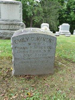 Emily C. <I>Havens</I> Wisewell
