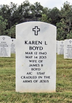 Karen LeMae <I>Fuller</I> Boyd