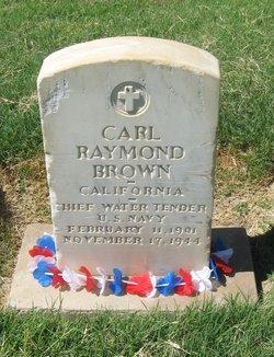 Carl Raymond Brown