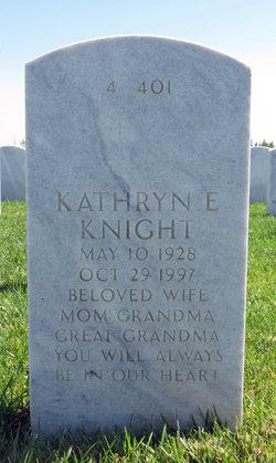 Kathryn Elaine <I>Pilcher</I> Knight
