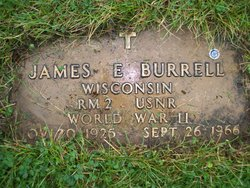 James E. Burrell, Sr
