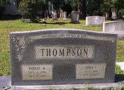 Emma <I>Coppedge</I> Thompson