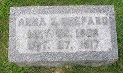 Anna E. <I>Hall</I> Shepard