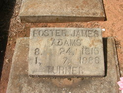 Foster James Adams