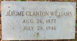 Jerome Clanton Williams
