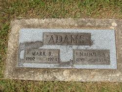 Naomi Anne <I>Boyer</I> Adams